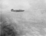 PB4Y-1 In Formation - Hawkins